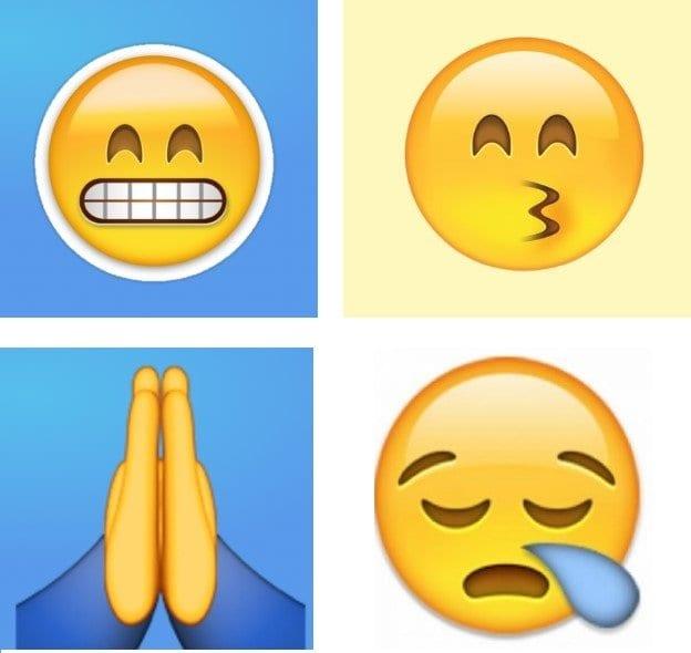 Le 7 emoji più fraintese e misteriose di Whatsapp. Ecco qual è il loro vero significato.