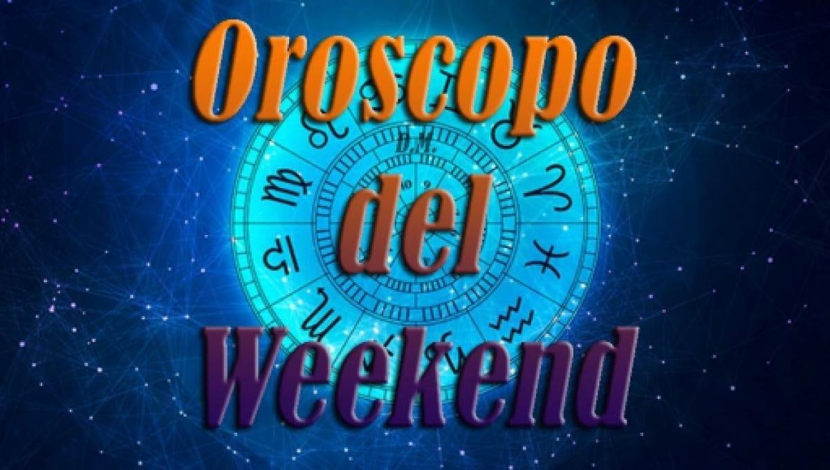 Oroscopo del Week-end da Venerdì 12 a Domenica 14 Giugno