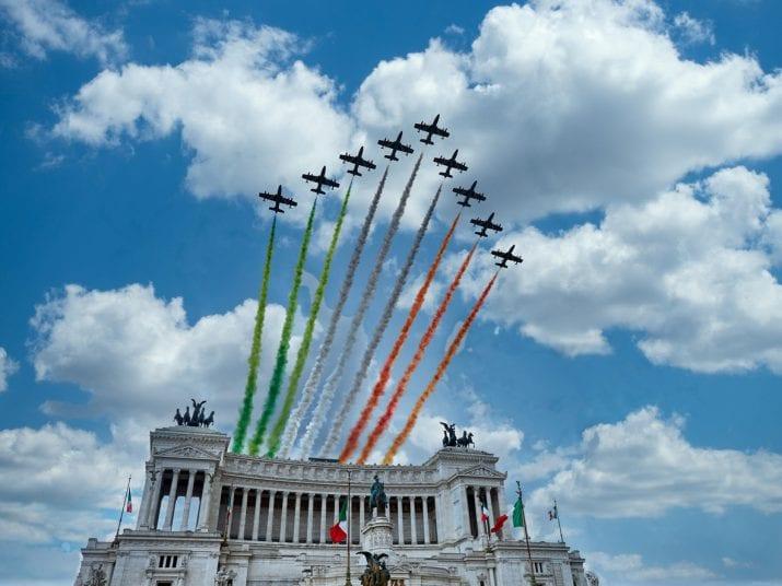2 giugno Festa della Repubblica italiana: perché si festeggia, la parata, le Frecce Tricolori