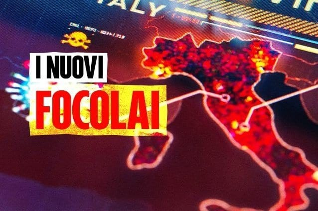 ++ULTIMO MINUTO++ ALLARME CORONAVIRUS: 183 positivi in 24h nel Veneto