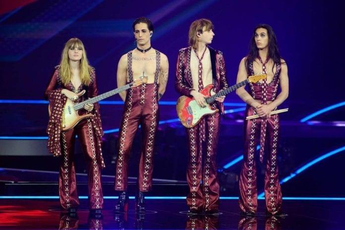 chi sono maneskin squalifica damiano eurovision